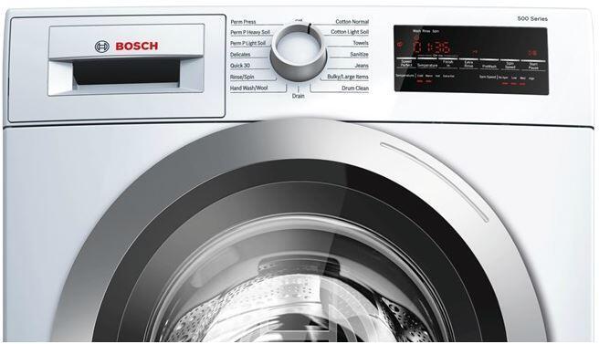 Bosch 500 Series Compact Washer Bosch Wat28401uc