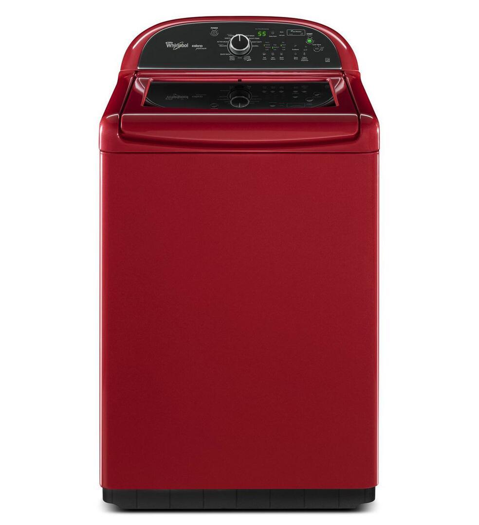 Whirlpool Wtw8500brpair2 Cabrio Platinum Washer And Dryer