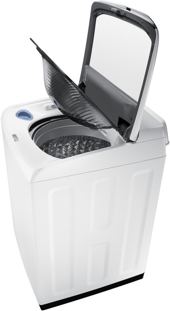 Samsung Appliance Wa50k8600aw 27 Inch White 5 Cu Ft Top