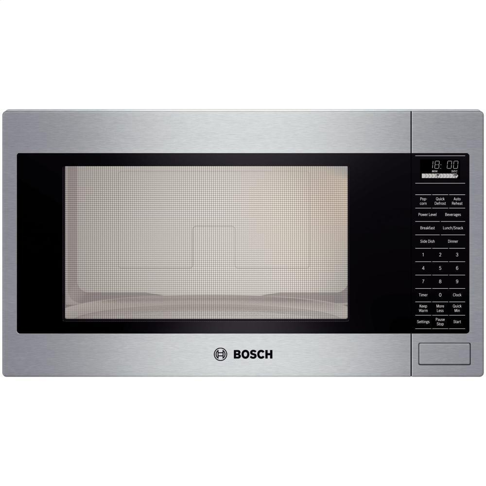 ... bosch hmb5051 stainless steel built in microwave oven appliances rh  appliancesconnection com Thermador Microwave Problems Thermador