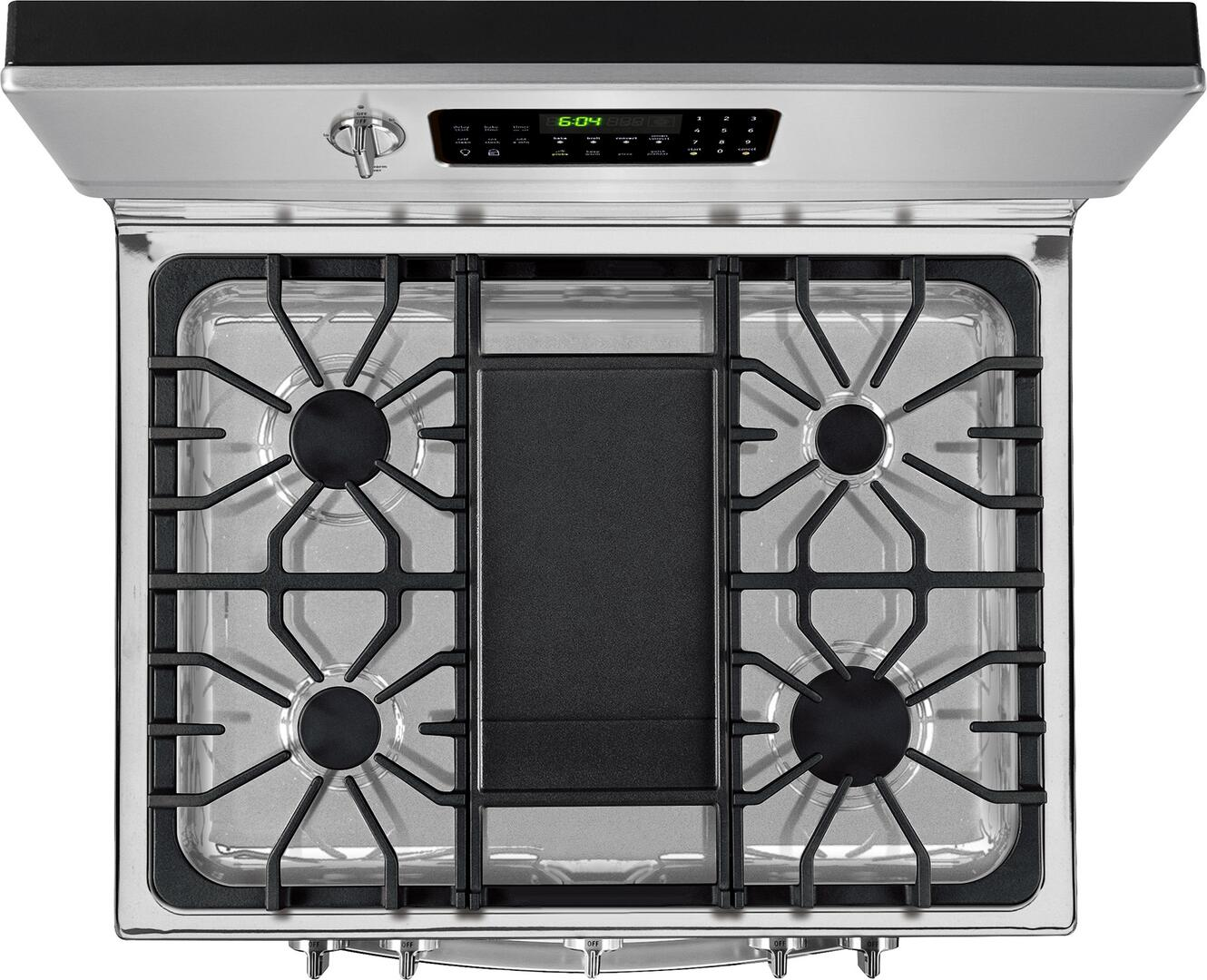 frigidaire gallery cooktop with griddle - Frigidaire Gallery Stove