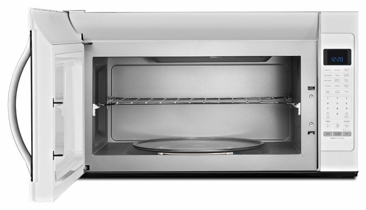 Whirlpool Wmh53520cs 2 Cu Ft Over The Range Microwave