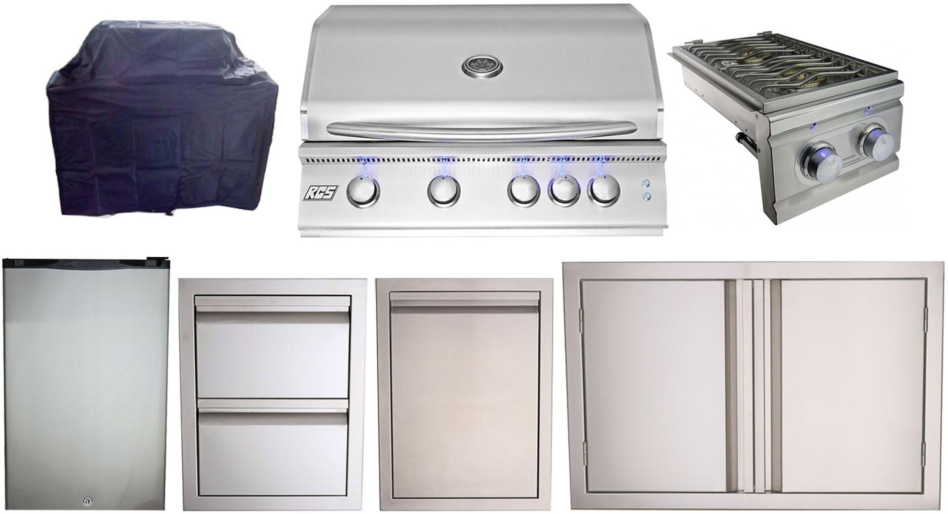 Rcs 992654 Premier Grill Packages Appliances Connection