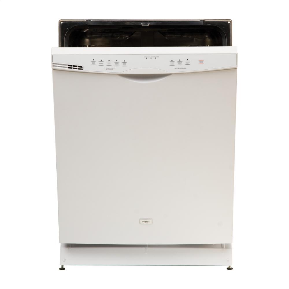 Energy Star Kitchen Appliances Haier Dwl2825ddww 24 White Energy Star Series Built In Full
