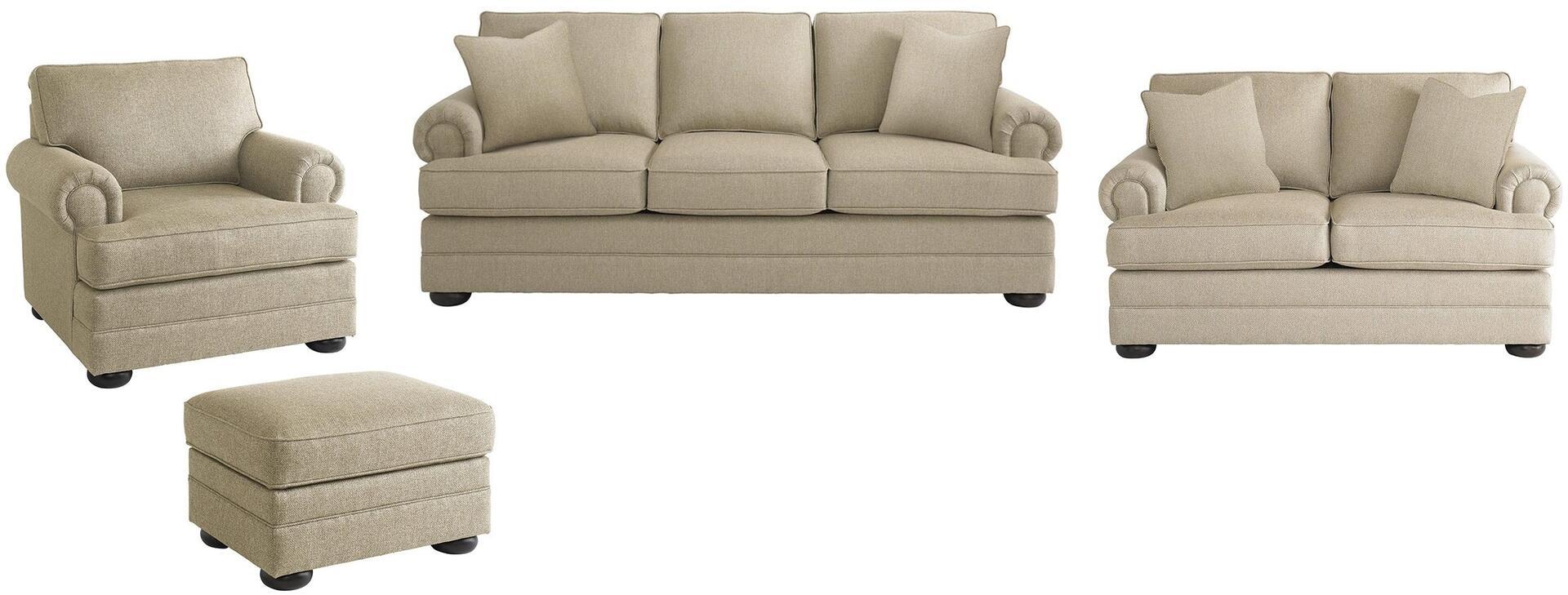 bassett furniture 3913fcfc1611slco hyde park living room set appliances connection