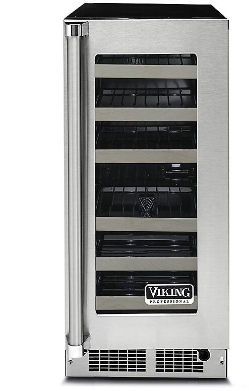 Viking 5 Main Image ...  sc 1 st  Appliances Connection & Viking VWUI5150GRSS 15 Inch Stainless Steel Built-In and ...