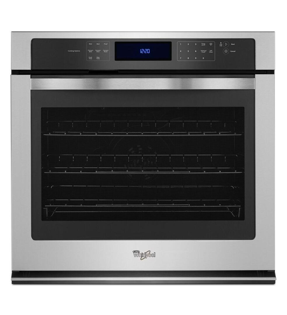 Whirlpool WOS97ES0ES 30 Single Wall Oven