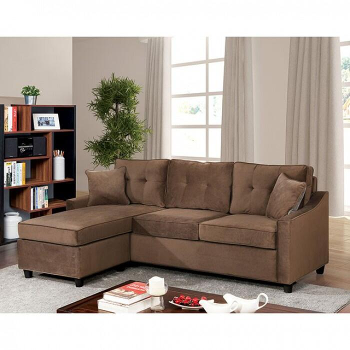 Terrific Furniture Of America Cm6953Br Frankydiablos Diy Chair Ideas Frankydiabloscom