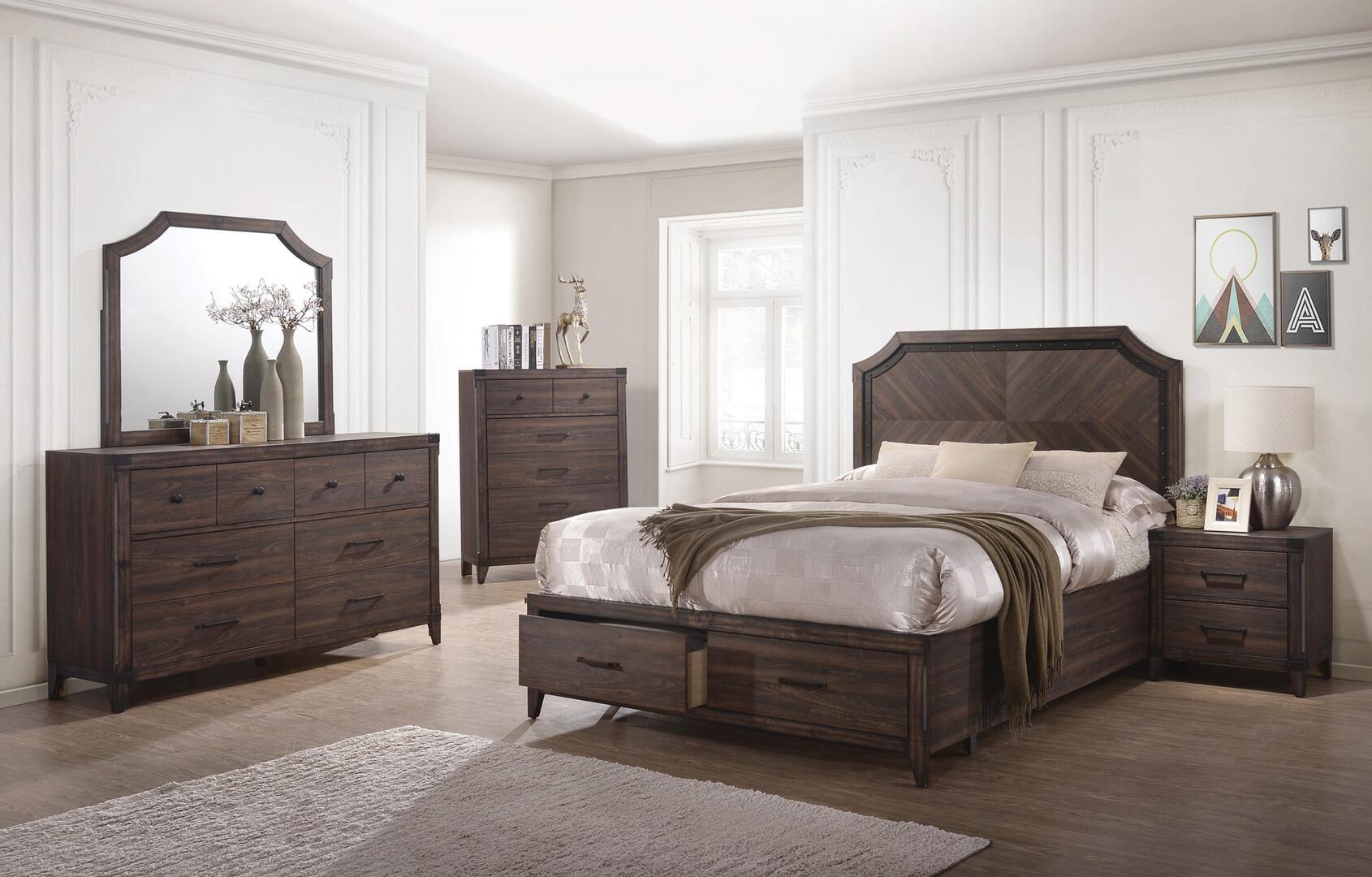 Coaster 205710QS5 Richmond Queen Bedroom Sets | Appliances Connection