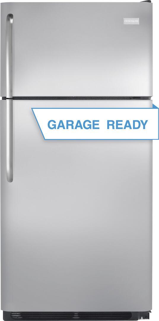 Frigidaire Fftr1821qs 30 Inch Refrigerator With 18 Cu Ft