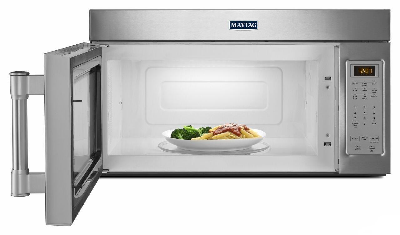 how to replace a over the range microwave oven