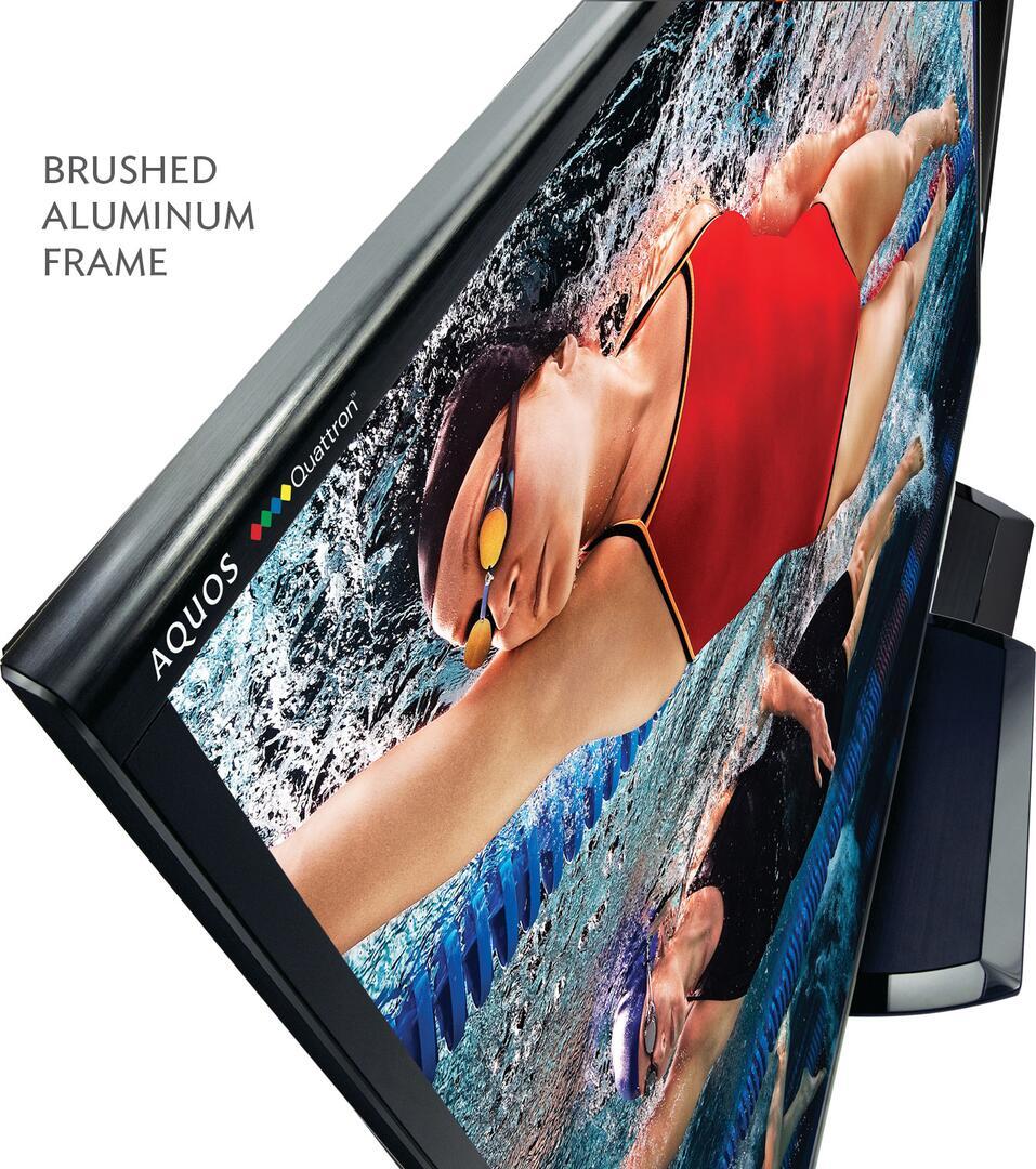 sharp 60 inch tv manual