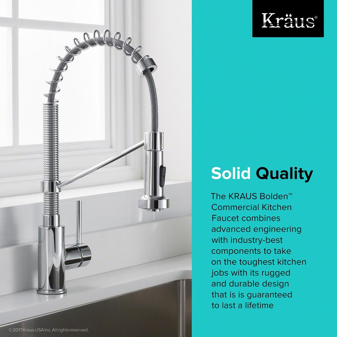 Kraus KPF1610CH | Appliances Connection