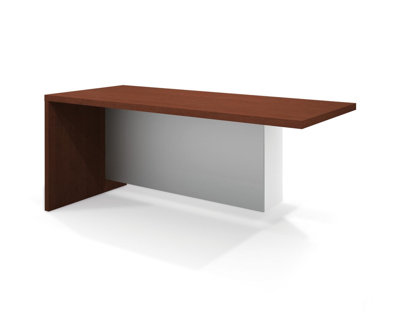 Bestar Furniture 1208101176 Modern Standard Office Desk Appliances Connection