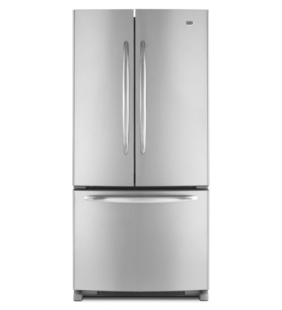 Maytag Mff2258vem French Door Refrigerator With 21 5 Cu
