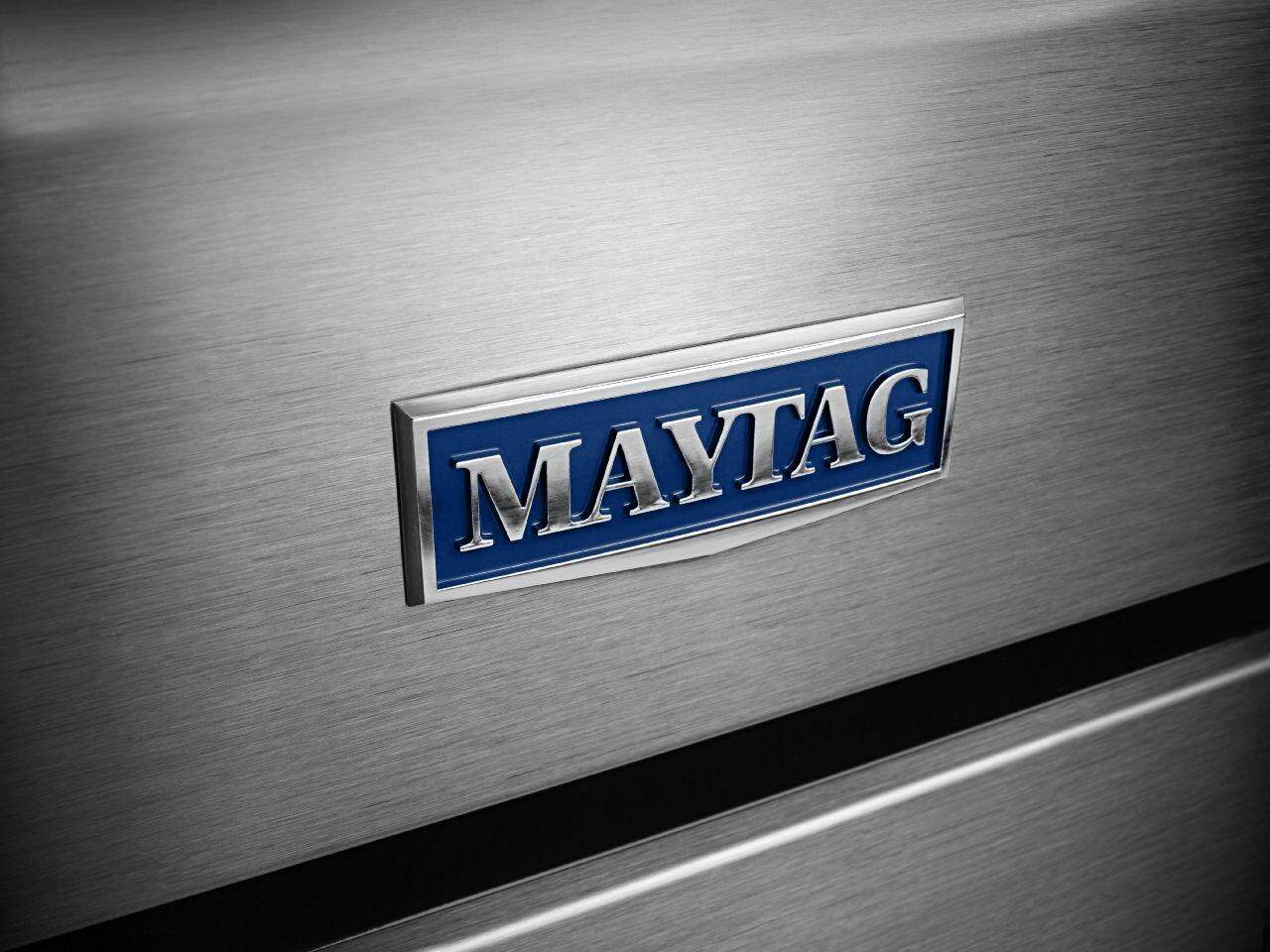 Maytag Mew9627fz 27 Inch Double Wall Oven In Fingerprint