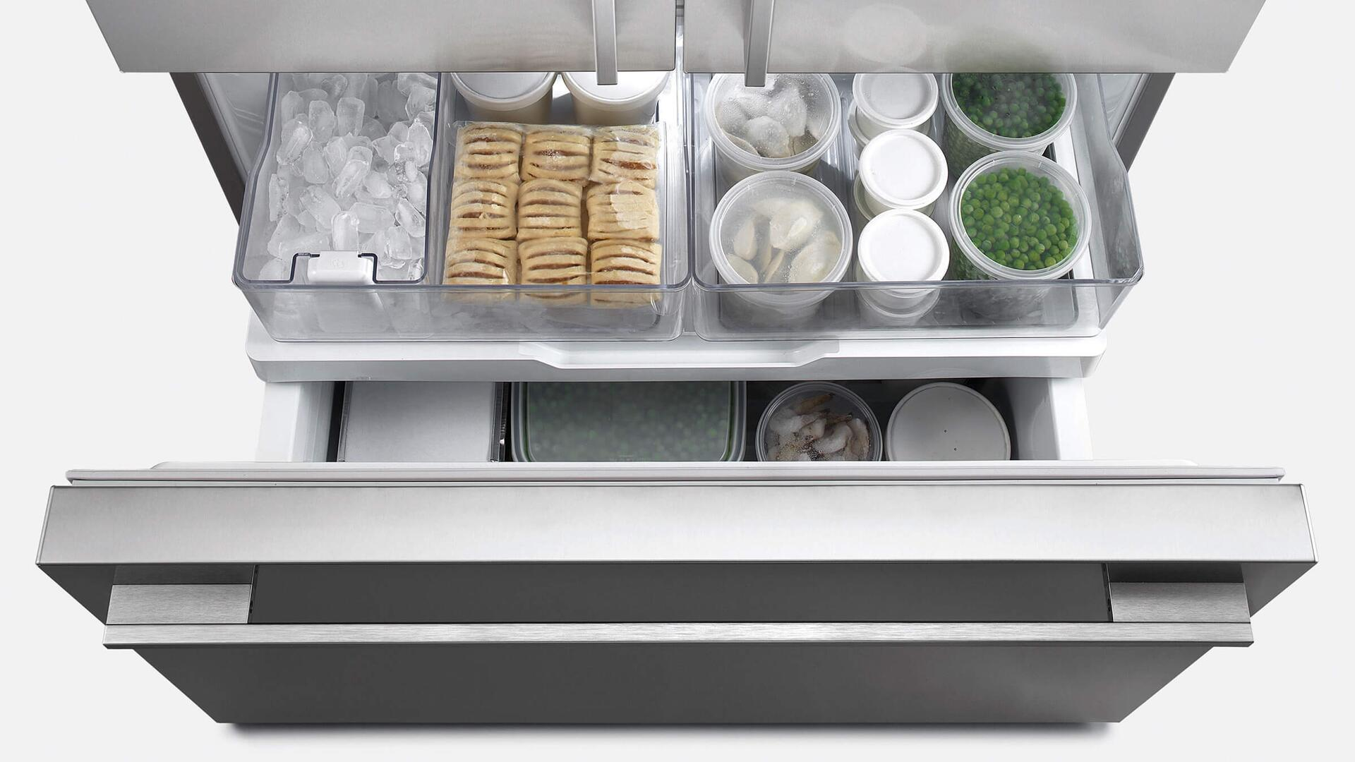 Fisher Paykel Rf170adusx4 31 Inch Counter Depth French