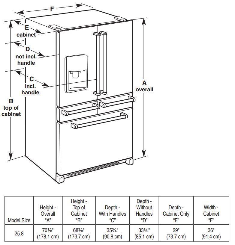 whirlpool wrv986fdem 36 inch monochromatic stainless steel Kenmore Refrigerator Wiring Diagram