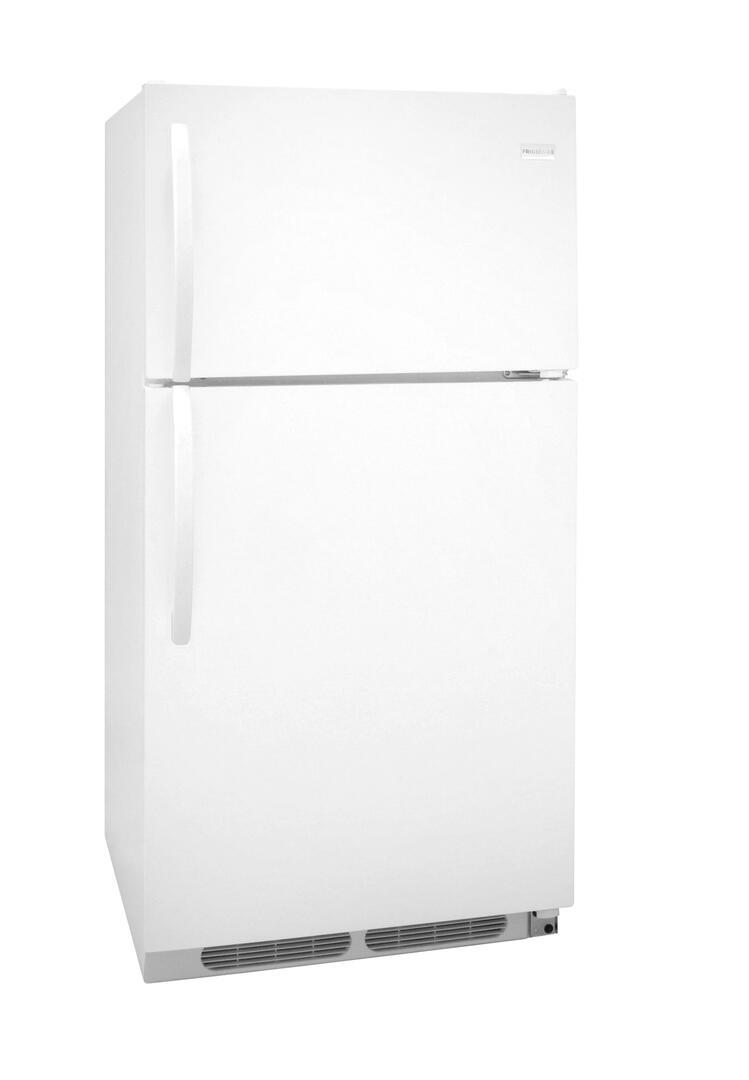 Frigidaire Fftr1515lw Refrigerator With 14 8 Cu Ft