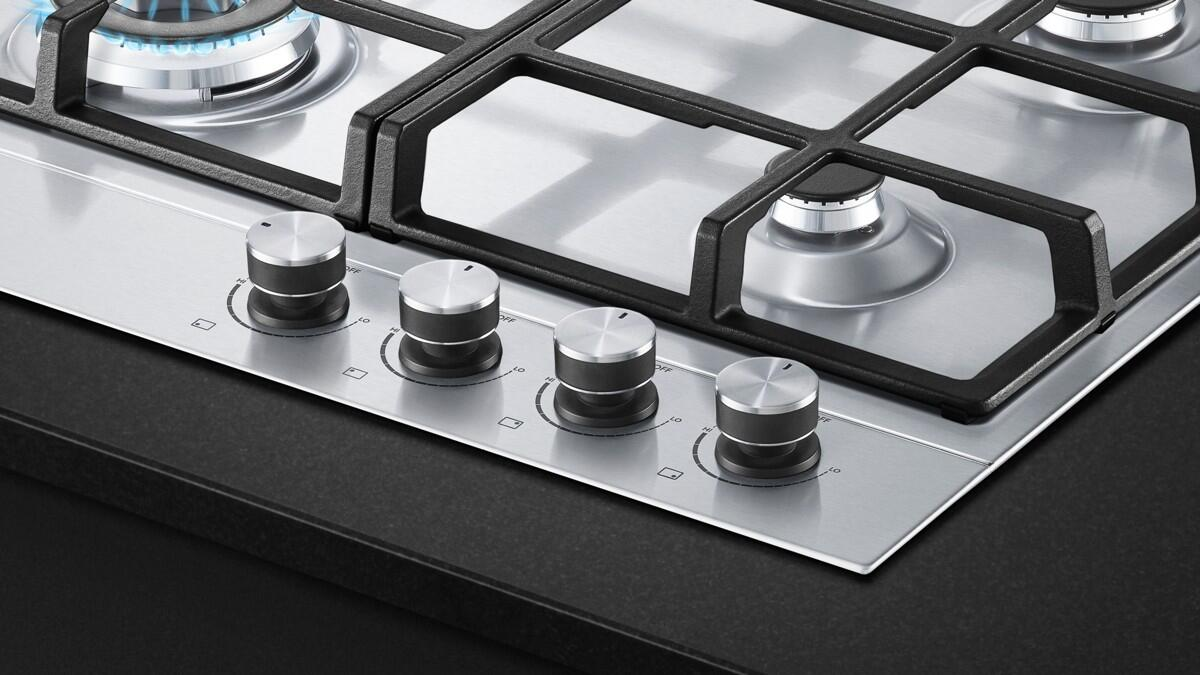 Fisher Paykel Cg244dngx1 24 Inch Gas Sealed Burner Style