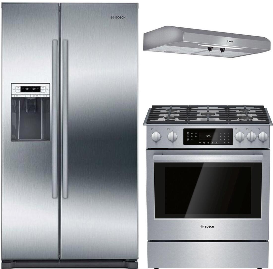 Bosch 902499 Kitchen Appliance Packages | Appliances Connection