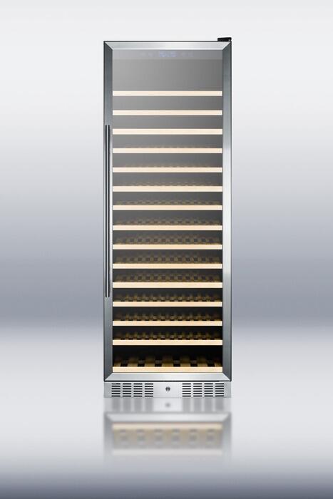 Summit Swc1925 23 63 Inch Freestanding Wine Cooler