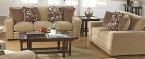 Prescott Collection 44872PCSTLKIT1OA 2-Piece Living Room Sets with Stationary Sofa, and Loveseat in Oatmeal
