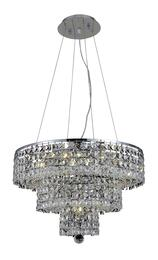 Elegant Lighting 2037D20CRC