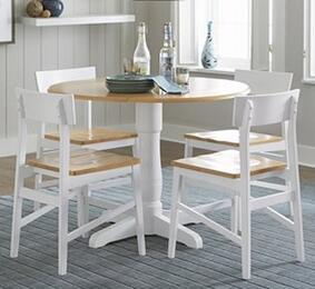 Progressive Furniture D878ROUNDT4SC