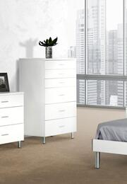 VIG Furniture VGDEB1040WHT