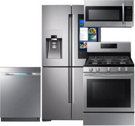 Samsung Appliance SAM4PCFSFDCDSS30GFIKIT2