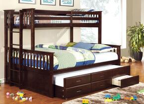 Furniture of America CMBK458QEXPBEDTRUNDLE