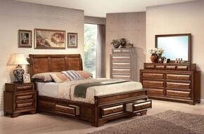 Acme Furniture 20444EK4PCSET