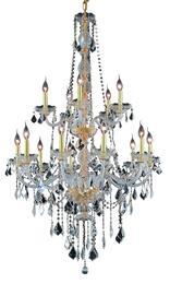 Elegant Lighting 7815G33GSS