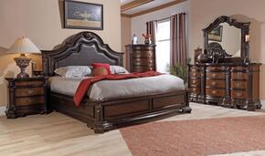 Myco Furniture SH325QNCMDR