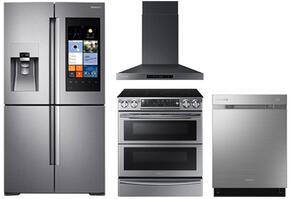 Samsung Appliance SAM4PCFSFDWMFI30ESSKIT1