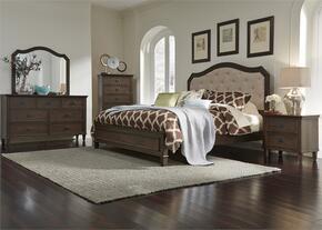 Liberty Furniture 102BRKPBDMCN
