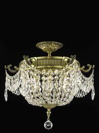 Elegant Lighting 9303F18ABRC
