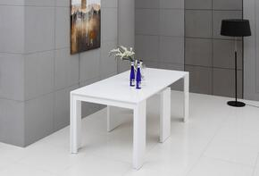 VIG Furniture VGGU837XTWHT