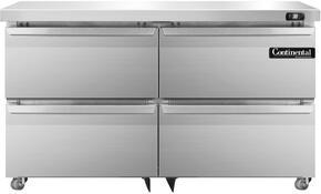 Continental Refrigerator SW48UD