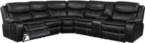 Furniture of America CM6982SECTIONAL