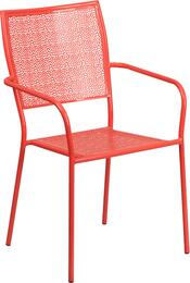 Flash Furniture CO2REDGG