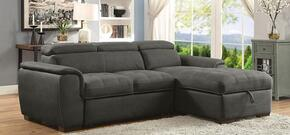 Furniture of America CM6514BKSECT