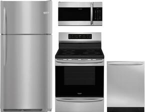 Frigidaire FGID2466QF 24 Inch Gallery Series Stainless Steel Built ...