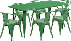 Flash Furniture ETCT005670GNGG