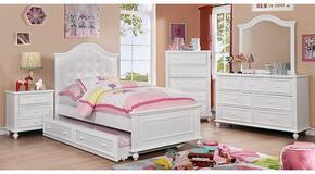 Furniture of America CM7155WHTBDMCN