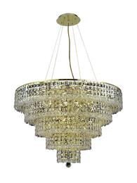 Elegant Lighting 2037D30GSS