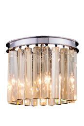 Elegant Lighting 1208F12PNGTRC