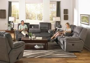 Joyner Collection 4255-2724-28/2725-28SET 3 PC Living Room Set with Lay Flat Reclining Sofa + Loveseat + Recliner in Marble Color
