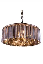 Elegant Lighting 1208G43PNSSRC